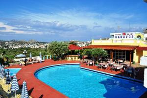 Karavos Hotel Apartments, Aparthotels  Archangelos - big - 1