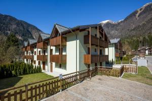 Residence Rta La Rosa delle Dolomiti