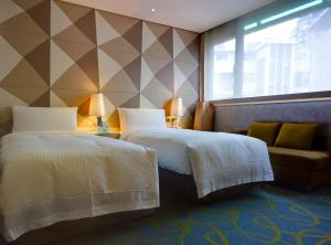 Beauty Hotels - Beautique Hotel, Hotels  Taipei - big - 6