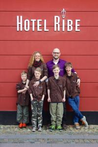Hotel Ribe, Locande  Ribe - big - 30