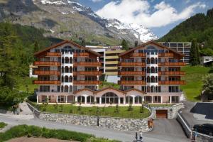 Residenz Ambassador A22 - Apartment - Leukerbad
