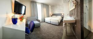 Hotel San Antonio, Hotels  Podstrana - big - 34
