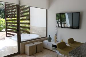Bahia Principe Vacation Rentals - Quetzal - One-Bedroom Apartments, Apartmány  Akumal - big - 25