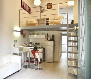 Bilocale Corso Buenos Aires Loft - AbcAlberghi.com
