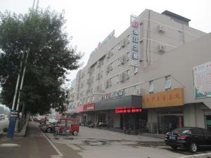 Jinjiang Inn Linyi Luozhuang