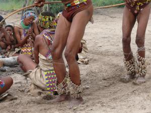 Tucsin Tsumkwe Lodge, Chaty v prírode  Tsumkwe - big - 25