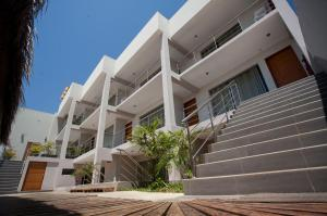 El Hueco Villas, Vendégházak  Lobitos - big - 22