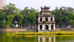 Splendid Holiday Hotel, Hotels  Hanoi - big - 57