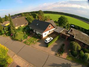 Hoernchens-Ferienwohnung, Apartmanok  Neuenkirchen - big - 10