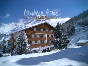 Arizona 23 Apartments [25+ ADULTS ONLY] - Hotel - Saas-Fee