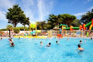 Location gîte, chambres d'hotes Camping Les Peupliers dans le département Charente maritime 17