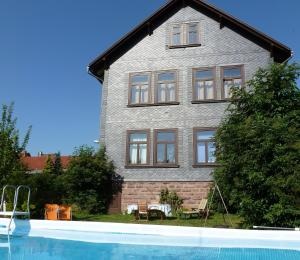 Alte Schule - Accommodation - Tambach-Dietharz
