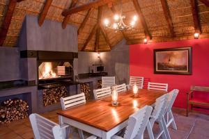 Miles B&B Guest House, Bed & Breakfasts  Oudtshoorn - big - 54