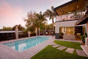 Miles B&B Guest House, Bed & Breakfasts  Oudtshoorn - big - 50