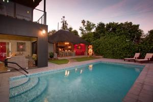 Miles B&B Guest House, Bed & Breakfasts  Oudtshoorn - big - 56