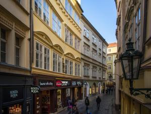 7 Tales Suites, Residence  Praga - big - 13