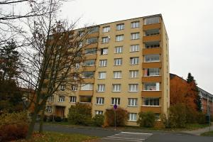Apartment Gagarinova, Апартаменты  Карловы Вары - big - 8