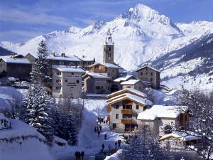 VVF Villages « Le Parc de la Vanoise » Val Cenis