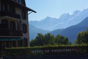 Hotel le Tourisme - Passy Plaine Joux