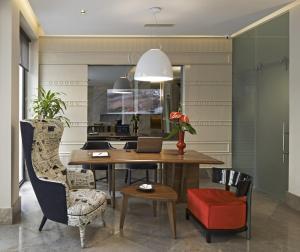 Senator Hotel Taksim, Отели  Стамбул - big - 40