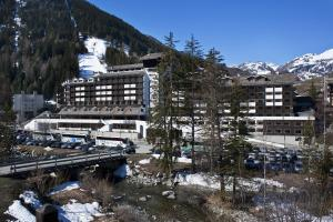 TH La Thuile Planibel Residence, Apartmánové hotely  La Thuile - big - 38