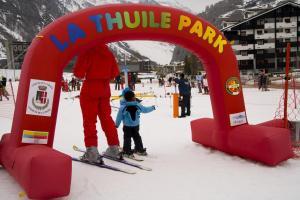 TH La Thuile Planibel Residence, Apartmánové hotely  La Thuile - big - 27