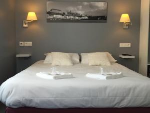 Location gîte, chambres d'hotes Au Bout Du Quai dans le département Manche 50