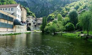 Accommodation in Pont-en-Royans