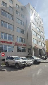 Tanan Center Serviced Apartments, Apartmány  Ulaanbaatar - big - 26