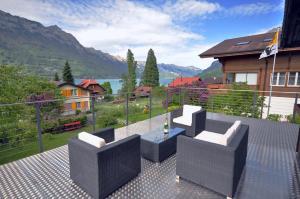 Lake View Chalet - Hotel - Bönigen