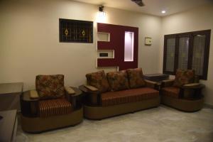 Subra Residency, Апарт-отели  Кумбаконам - big - 40