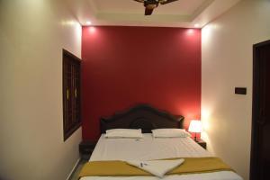 Subra Residency, Апарт-отели  Кумбаконам - big - 36