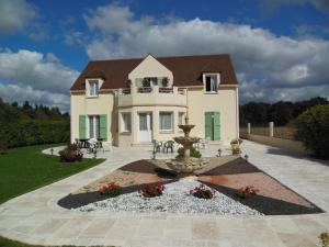 Location gîte, chambres d'hotes La Rotonde 77 dans le département Seine et Marne 77
