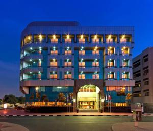Sun & Sands Sea View Hotel - Dubai