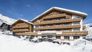 Alpenhotel Valluga, Лех