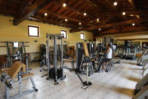 Sporting Hotel San Felice, Отели  Illasi - big - 36