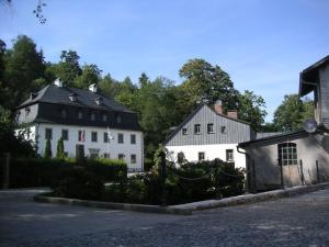 Hammerschloss Unterklingensporn - Bad Steben