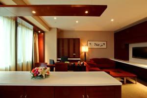 Ramada Plaza by Wyndham Shanghai Caohejing Hotel, Hotel  Shanghai - big - 29