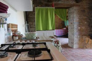 Casale Di Montondo, Apartmány  Sestino - big - 21