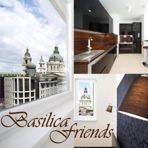 Basilica Friends Apartment, 1075 Budapest