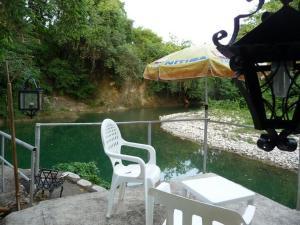 Riverside Private Lodge, Лоджи  Сан-Фелипе-де-Пуэрто-Плата - big - 23