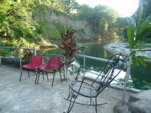 Riverside Private Lodge, Лоджи  Сан-Фелипе-де-Пуэрто-Плата - big - 28