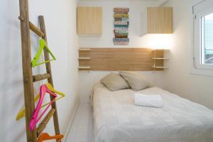 Casa Dante, Apartmány  Barcelona - big - 4