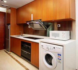 WAIFIDEN service Apartment Min Jian Fianance Branch, Appartamenti  Canton - big - 28