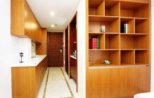WAIFIDEN service Apartment Min Jian Fianance Branch, Appartamenti  Canton - big - 55