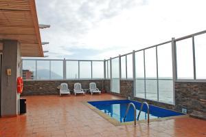 Hotel Florencia Suites & Apartments, Hotely  Antofagasta - big - 35