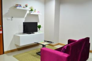 Pansook The Urban Condo, Apartmanok  Csiangmaj - big - 25