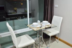 Pansook The Urban Condo, Apartmanok  Csiangmaj - big - 27