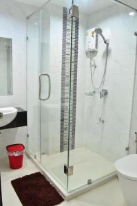 Pansook The Urban Condo, Apartmanok  Csiangmaj - big - 33