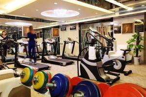 Grand View Hotel Tianjin, Hotels  Tianjin - big - 22